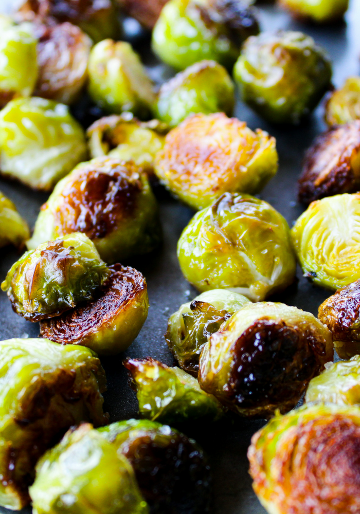 Roasted Brussels Sprouts by The Whole Cook(4)