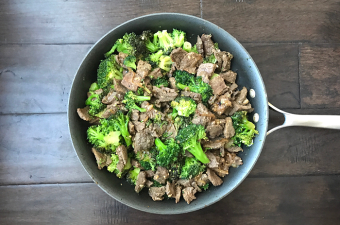 Beef & Broccoli FEATURE