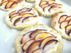 Peach Cream Cheese Tarts FEATURE 2