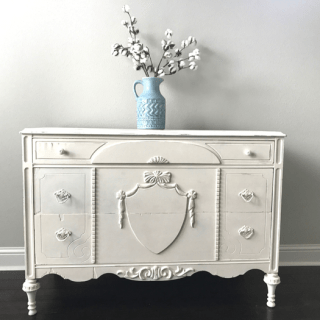 DIY Makeover | 1930's Dresser to Buffet