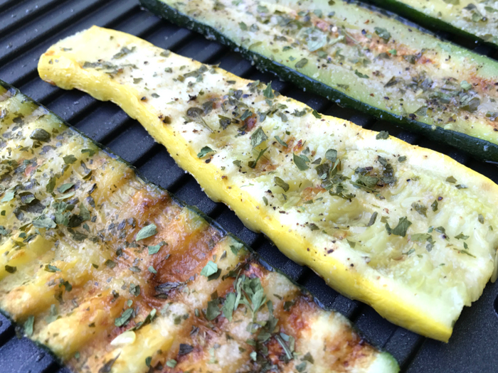 Grilled Zucchini & Squash by The Whole Cook HORIZONTAL FEATURE