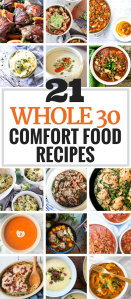 21 Whole30 Comfort Food Recipes via The Whole Cook