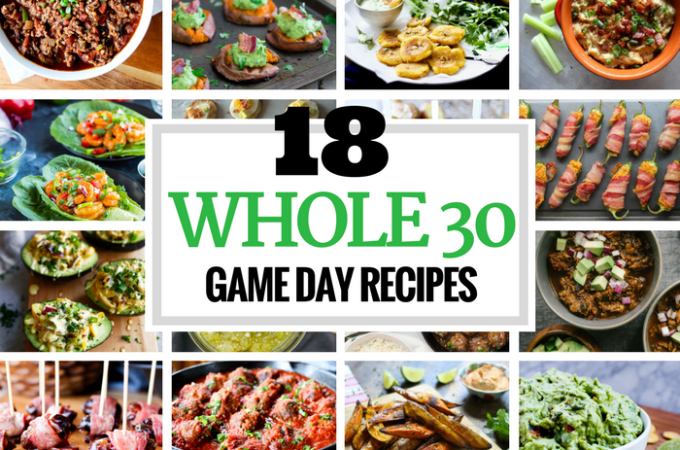 18 Whole30 Game Day Recipes via The Whole Cook(1)