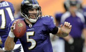 joe flacco baltimore ravens NFL Picks Week 12: Lines and Odds, Including Packers vs Lions, Dolphins vs Cowboys and 49ers vs Ravens on Thanksgiving