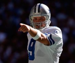 tony romo dallas cowboys NFL Power Rankings: The Atlanta Falcons are Undefeated but the Houston Texans Own the Top Spot after Week 9