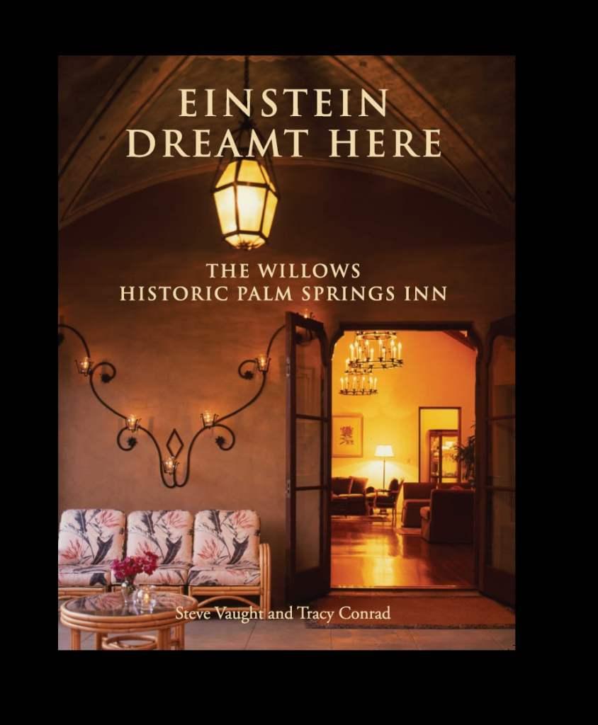 Einstein Dreamt Here Front Cover