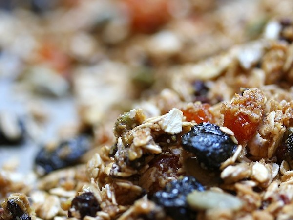 Crack Granola : The Wimpy Vegetarian