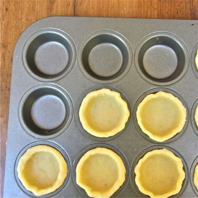 Mini Pie Shells