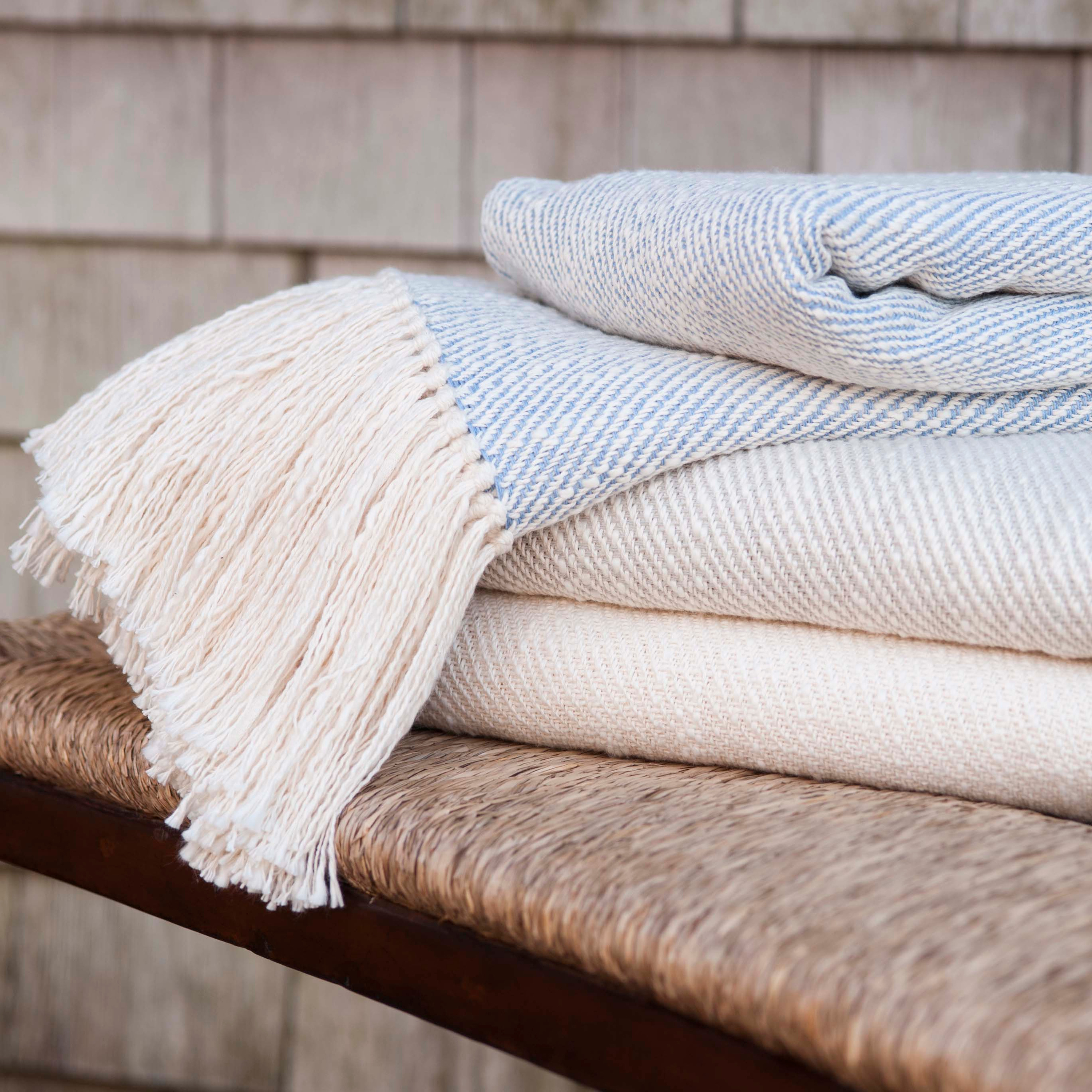Cotton Throws Handwoven Cotton Throws Paddock Post