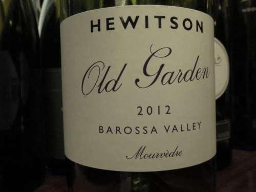 hewitson old garden 2012