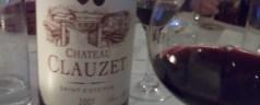 Ch. Clauzet, good Bordeaux that doesn't break the bank…