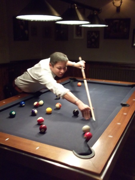 pool shark