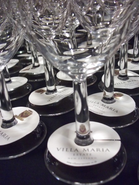 Villa Maria wine collars