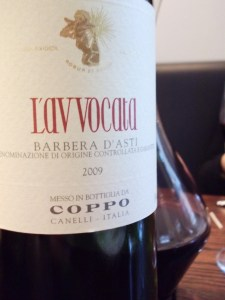 2009 barbera