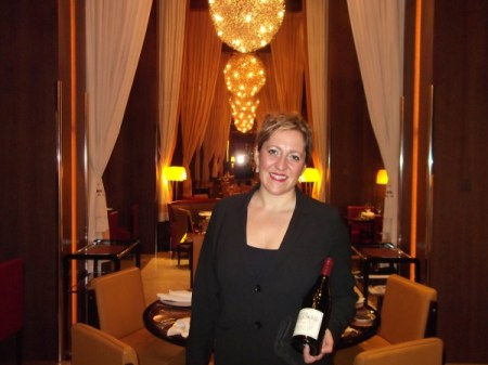 Vanessa Cinti, Head Sommelier