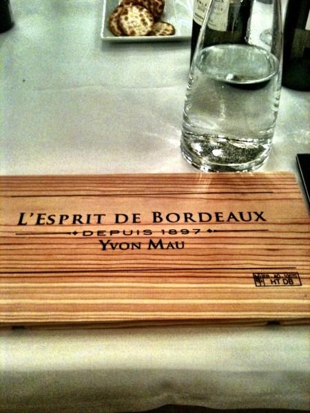 L'espirt de Bordeaux