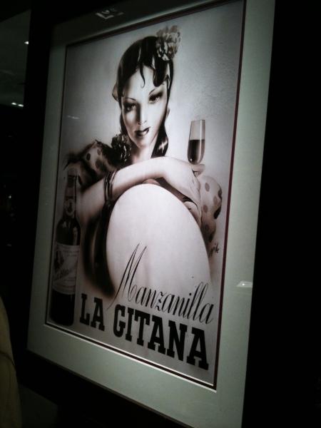 La Gitana Manzanilla
