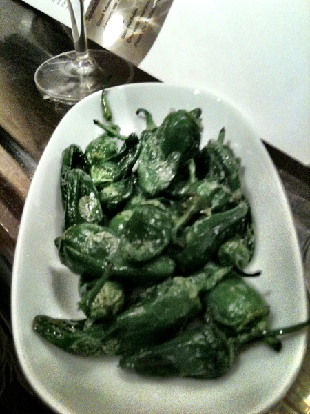 pimientos de padron