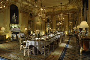 Pompadour Salon, Le Meurice