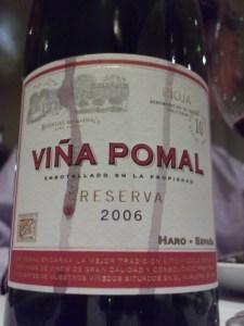 Vina Pomal 2006