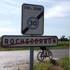 Bicycling through the Loire