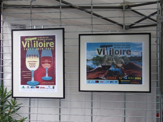 Vitiloire posters