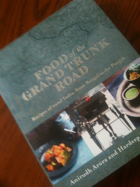 Grand Trunk Road cookbook