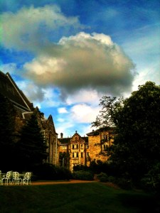 part of the manor
