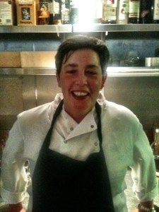 Chef Cinzia Ghignoni