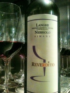 Reverdito 'Simane' Langhe Nebbiolo 2012