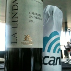 Judging for the Skyscanner 2012 Airline Wine awards