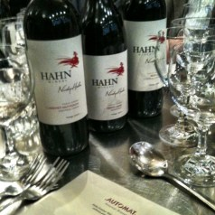 Hahn Estates Wine Country Tapas in London