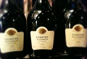 Taittinger&#039;s Comtes de Champagne
