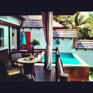 Villa at the Four Seasons, Koh Samui