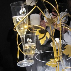 Perrier-Jouet's Enchanting Tree of champagne