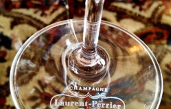 Visiting the cellars of Laurent-Perrier Champagne