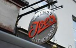 Busting a gut at Joe's Southern Kitchen