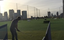 Vinothec Compass – golfing and wine -ing on the Greenwich Peninsula