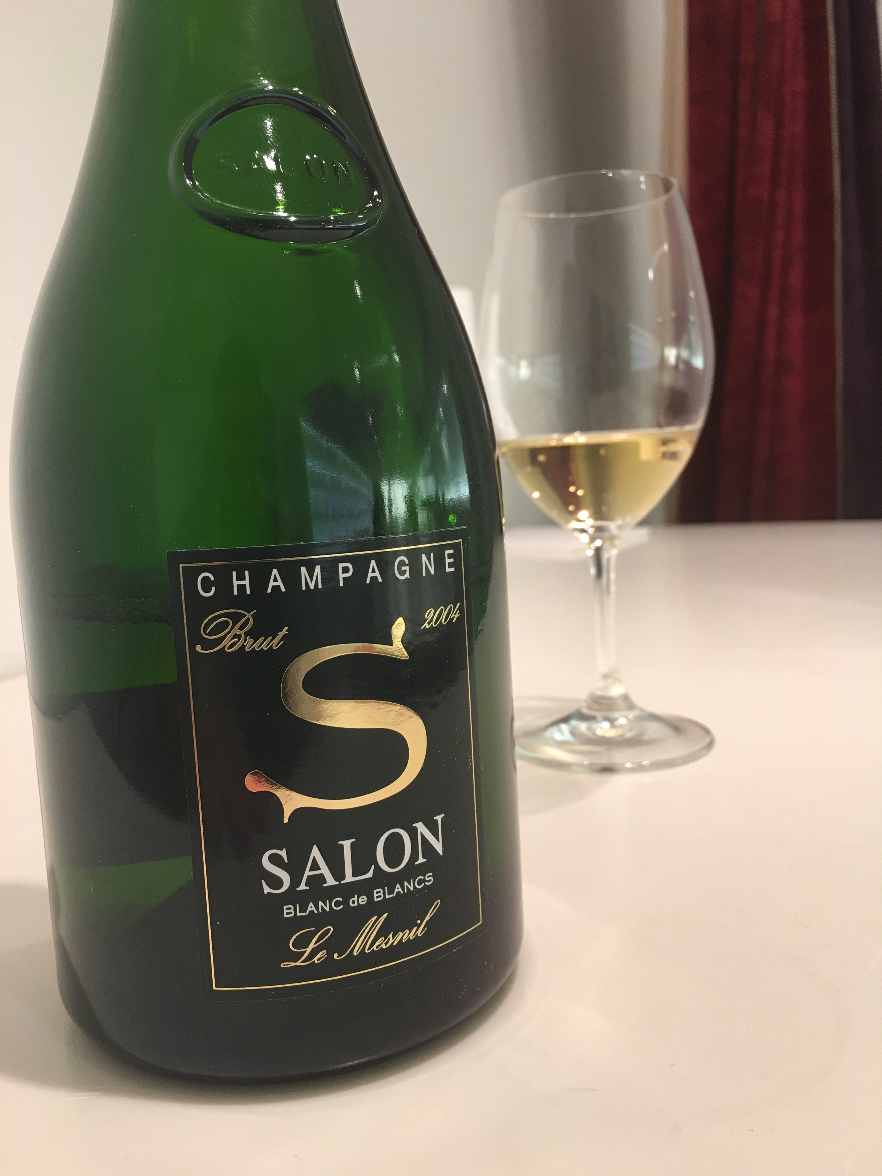 Salon Champagne I Tasted The World S Most Revered Champagne It Was Ok The