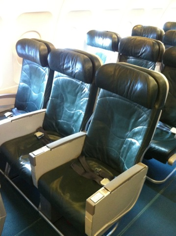 Is this the Worst Economy Seat Flying? You betcha! - The Winglet