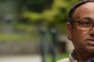 Pranab Bardhan. Credit: Akhil Kumar