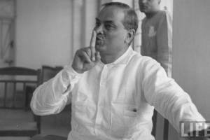 Dr. Bidhan Chandra Roy, 1943. Credit: Wikimedia Commons