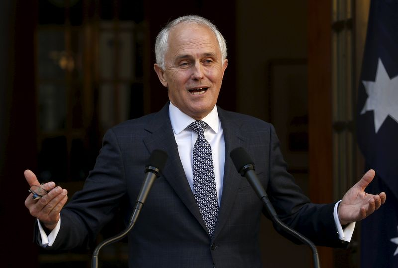 Malcolm Turnbull. Credit: Reuters/Files