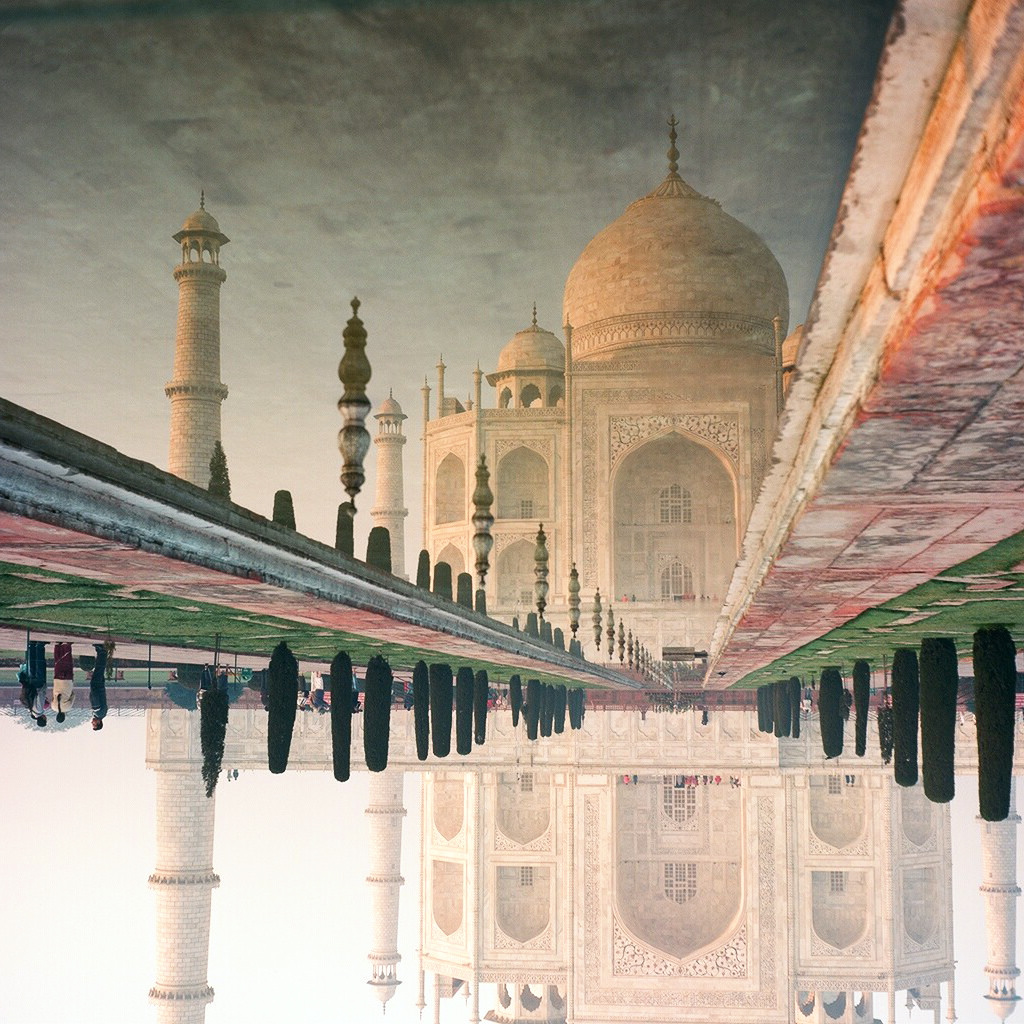 The Taj Mahal. Credit: 8838/Flickr, CC BY 2.0