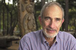 Paul R. Ehrlich. Credit: Stanford University