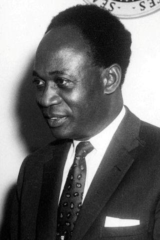 Kwame Nkrumah. Credit: Wikimedia Commons