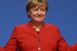 Leader of the free world? Credit: Reuters