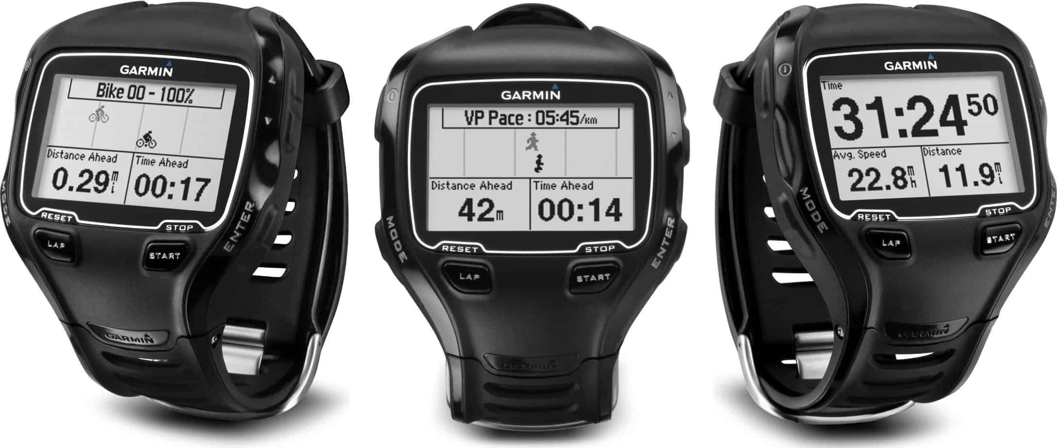 Garmin Forerunner 910xt The Wired Runner