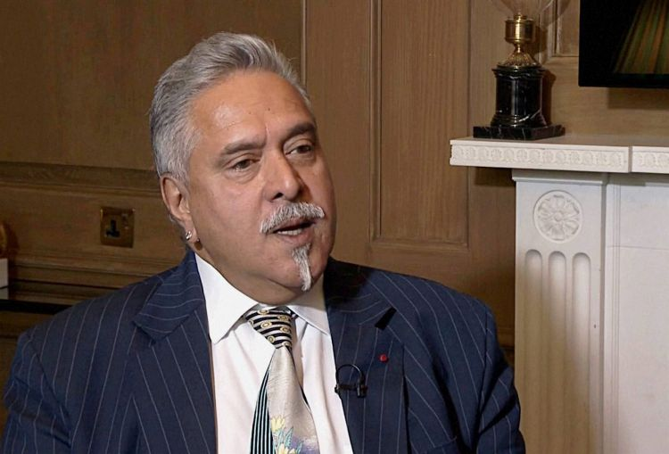 London: UB Group Chairman Vijay Mallya at an interview with the Financial Times in London. PTI Photo / Financial Times (PTI4_29_2016_000107B)