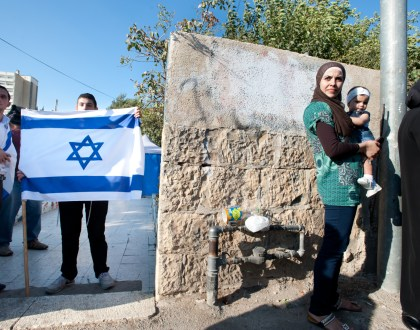 The Shared Messages Of A Palestinian And A Settler